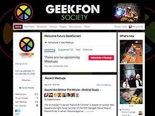 Geekfon Society
