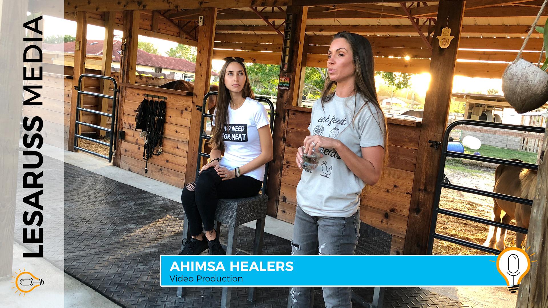 Ahimsa Healers