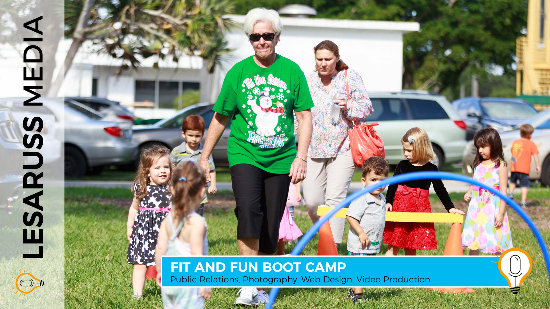 Fit and Fun Boot Camp