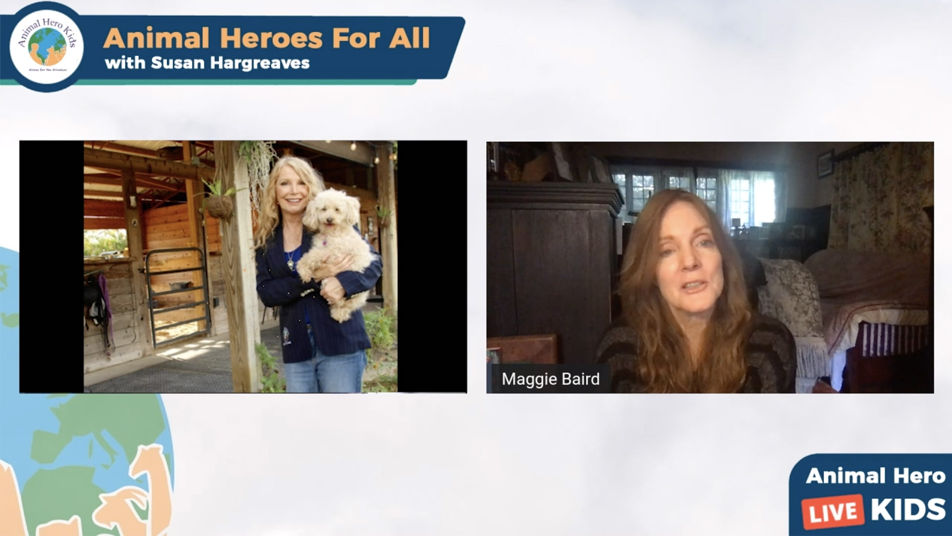 Animal Heroes for All